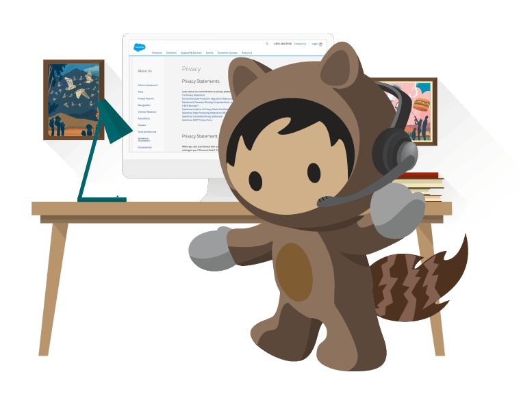Working from Home with Salesforce Cloud & Mobile CRM