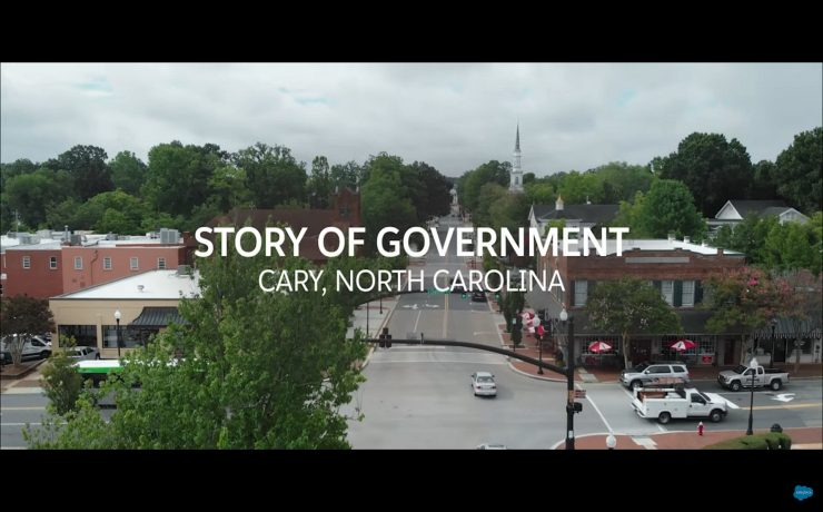 Local Goverment of Cary